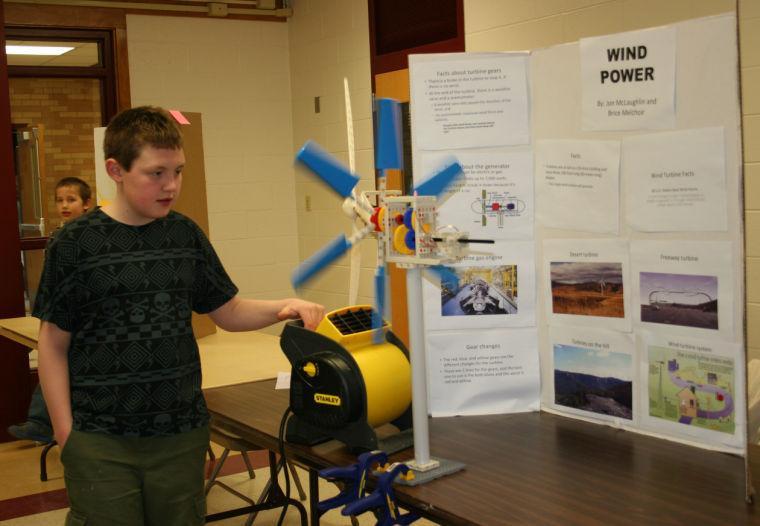 how to make school project wind turbine youtube