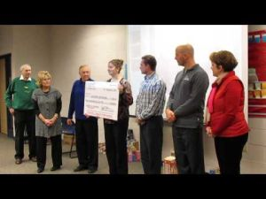 Sun Prairie Education Foundation: Creekside Grant Presentation 12-11-2013