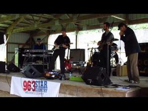 Bacon Brew & BBQ Fest -- 7-11-2015 -- Smokers Blues Band