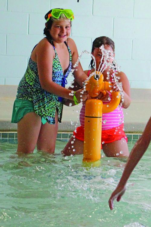 Thursday's a splash for Sun Prairie kids moving forward