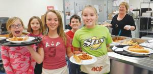 Cambridge Youth Center Spaghetti Dinner