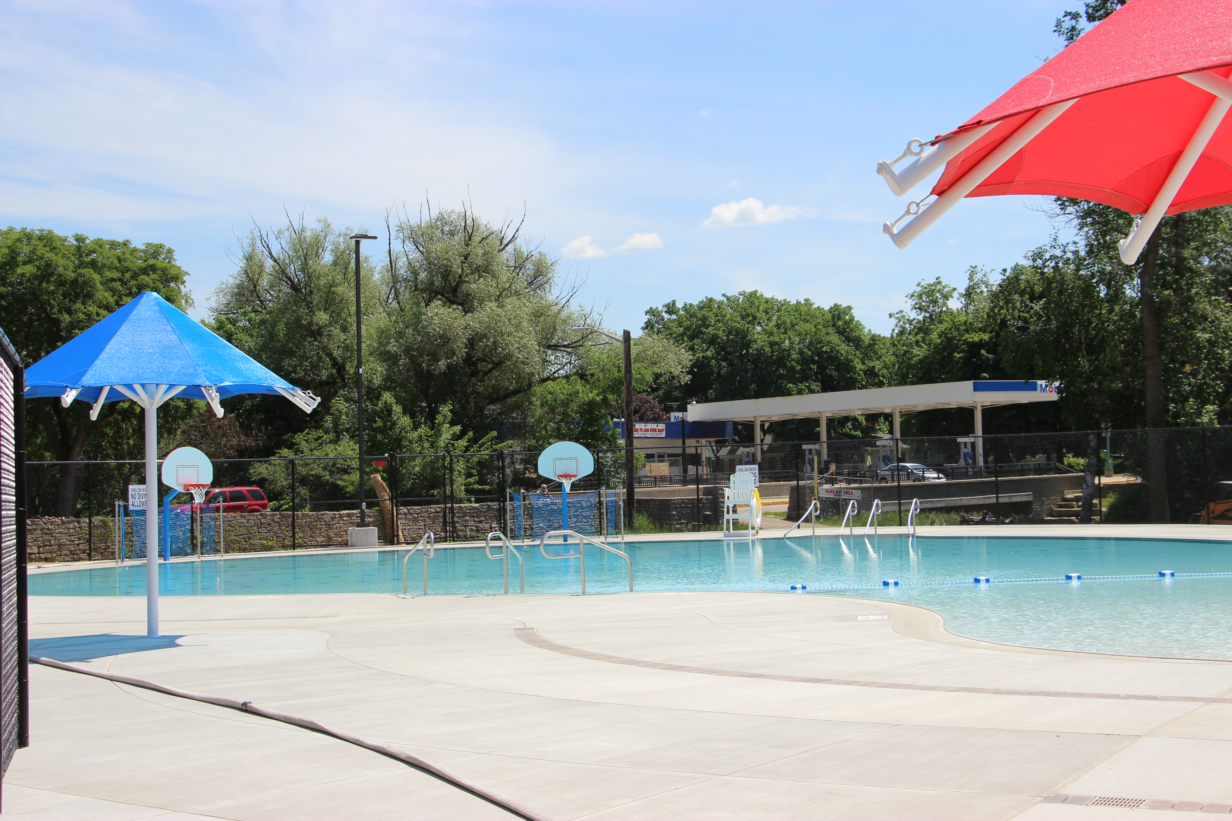 City of Lodi public pool opening