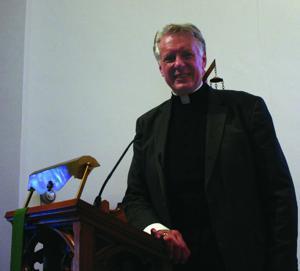 Pastor Marion Hendrickson