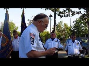9/11 Memorial Ceremony -- 9-11-2015