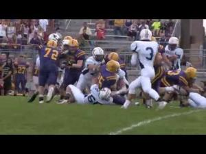 Monona Grove vs Deforest   August 29th, 2014