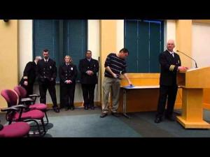 Sun Prairie City Council Meeting -- 3-17-2015 -- SPVFD awards