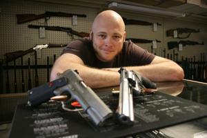 Aiming To Please Sun Prairie S Longtime Gun Dealer Ammo