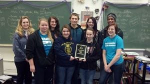 DAHS Performing Arts – DAHS One-Act Play Takes Top Honors In State
