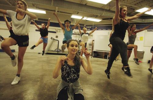 Dance team desires 'dance floor'