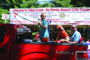 Token Creek Parade