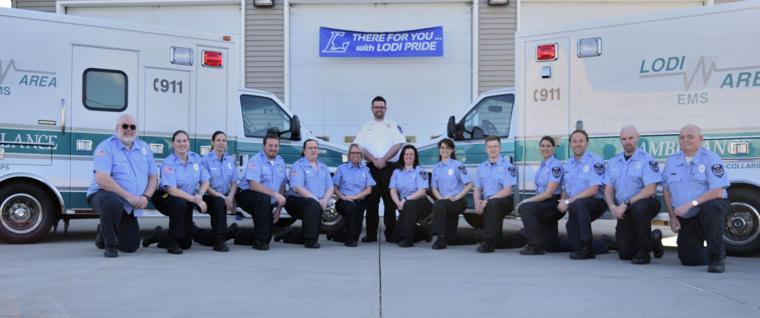 Ems Week Lodi Ems Is Always In Service The Lodi