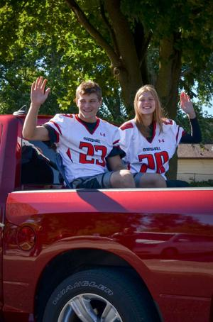 Marshall homecoming royalty