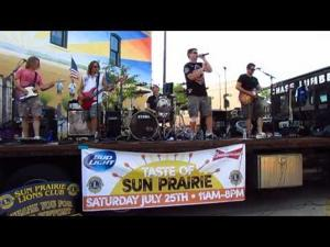 Taste of Sun Prairie -- 7-25-2015 -- Lube