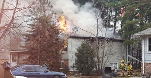 Larry Lane fire
