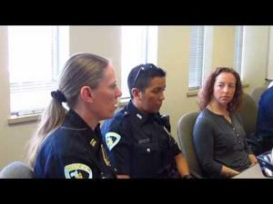 SPPD Mental Health Team Launch -- April 14, 2015 -- 2 of 2