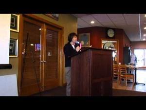 2015 Sun Prairie Chamber Business Appreciation Lunch -- Community Business Leader Award