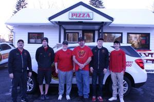 Pizza Pit staff