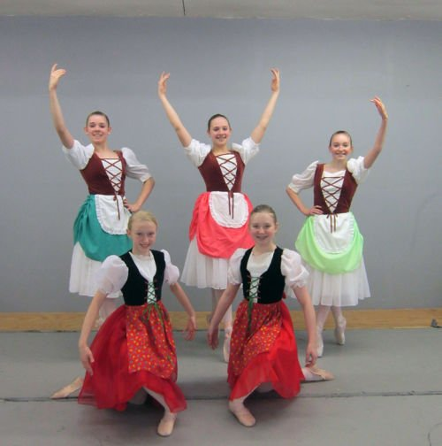 Ballet to feature Sun Prairie dancers