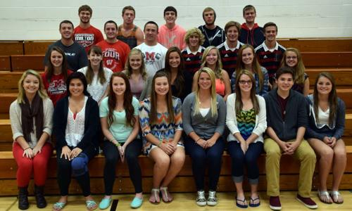 2014 MHS Homecoming Court