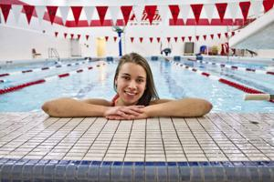 Cottage Grove Student Breaks Ripon College Swim Record The Herald Independent The Herald