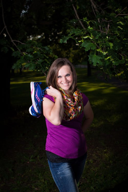 Running with Style: Local mom's blog aims to inspire others to a more active lifestyle