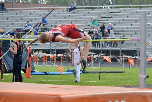 Track and Field: Two win regional titles