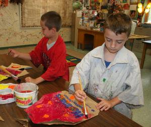 Marshall summer school activities