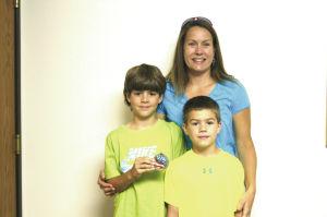 Family awarded $200 prize