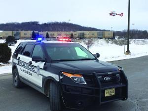 Lodi Police Car