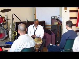 Hanah Jon Taylor Quintet -- Journey of Jazz -- 4-19-2015