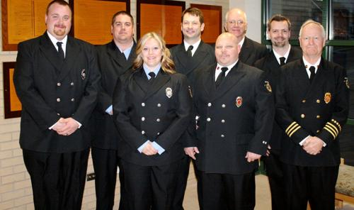 Firefighters awarded at Sun Prairie City Council meeting