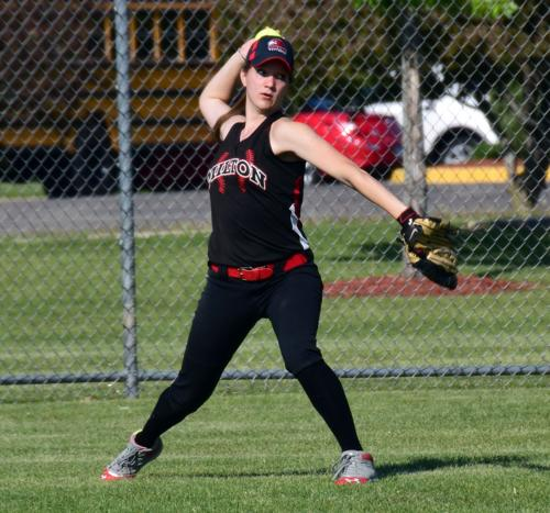 Softball: Egger's walk-off lifts Milton over Baraboo
