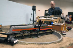 Mad City Model Railroad Show and Sale set February 15-16