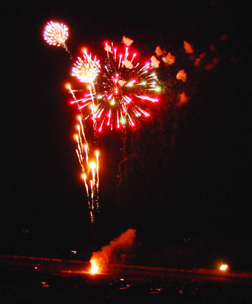 Fireworks featured on July 4-5