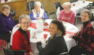 Deerfield Lutheran Advent Brunch Dec. 6