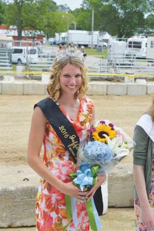 Jennifer Michel Earns 'Fairest Of the Fair' 2014-15 Crown