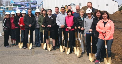 PAC breaks ground for  50,000 square foot expansion