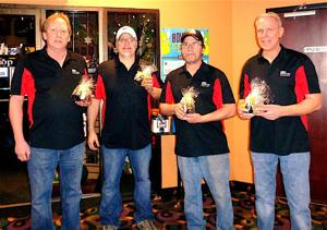 2015 Chamber Bowling Tourney First Place Team