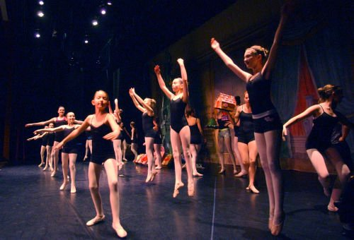Nutcracker performed by MPA