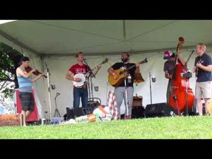 Bacon Brew & BBQ Fest -- 7-11-2015 -- Soggy Prairie Boys