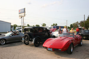 Cruise night viewing