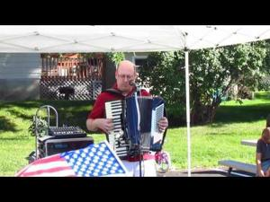 Polka at the Sun Prairie Farmers Market -- 9-3-2016