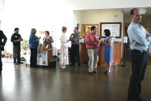 Meet the Executive Director open house