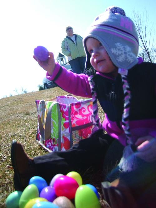 Crossroads Church has Easter Egg Hunt