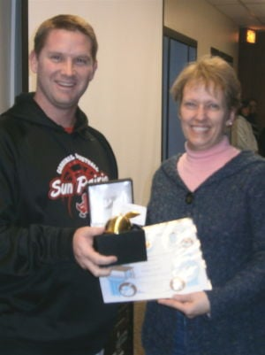 January 2013 SPEA Golden Apple recipient announced