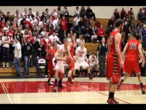 Boys playoff basketball: Milton at Fort Atkinson