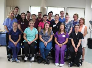MATC Nursing Assistant Graduates