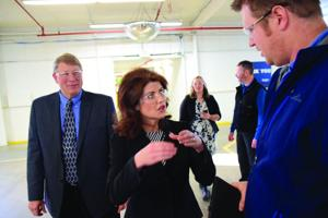 Lt. Governor Rebecca Kleefisch and Rep. Keith Ripp