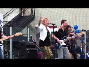 Gwen Sebastian in Concert at PAC -- 11-9-2014