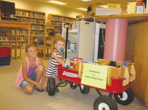 Deerfield Public Library Summer Reading Donation